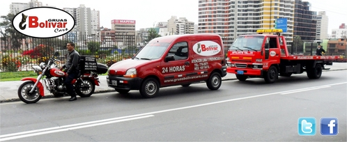 Gruas Bolivar Cars