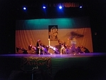 Parijan, Danza Aeróbica Oriental