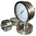 Diaphragm Gauge Fully Stainless Steel