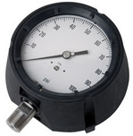 Phenolic Case Pressure Gauge High Temperature