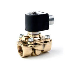 Solenoid Valve Brass / Voltage: 110 VAC and 220 VAC