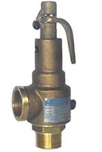 Safety Valve and Relief in Bronze