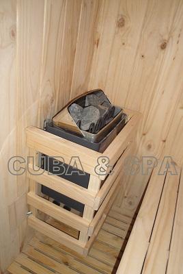 Calefactores para sauna seca en Lima Peru