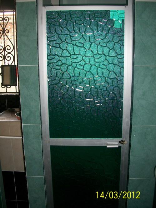 badkamer deur