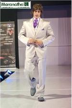 Traje de Novio Tuxedo plateado: Maranatha Larco 345 - 116 Miraflores