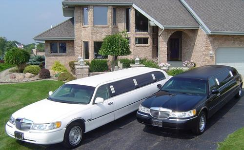 Limousines in Guatemala
