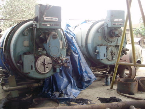 steam boilers high pressure