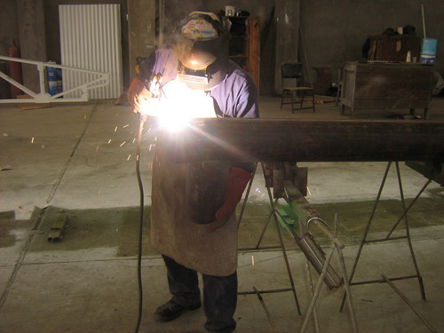 specialisized technical service on all types of industrial welding