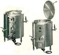 steam kettles