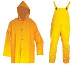 Ropa de PVC (casaca y Pantalón) Abrigos y Ponchos