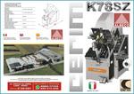 ARMADORAS CERIM K78SZ / Made in ITALY / En ALBECO PERU !!!