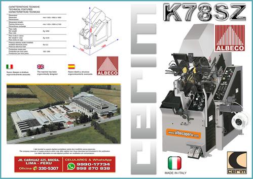ITALIAN HYDRAULIC assemblers