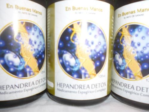 hepandrea detox