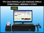 CAJA COMPUTARIZADA LCD NUEVOS PARA FERRETERIA Y AFINES