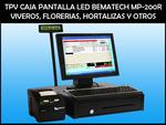 CAJA REGISTRADORA COMPUTARIZADA LCD NUEVOS PARA GRIFOS Y AFINES
