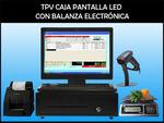 CAJA COMPUTARIZADA CON LCD NUEVOS PARA PANADERIA Y PASTELERIA