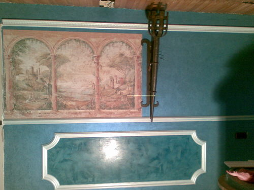 LAND Florentijnse en Venetiaanse stucwerk