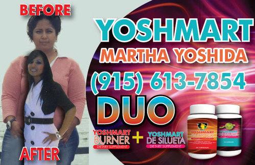 Duo YoshMart De Silueta y Burner