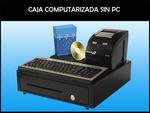OFERTA: CAJA COMPUTARIZADA SIN PC SEMINUEVO PARA TODO TIPO DE NEGOCIO