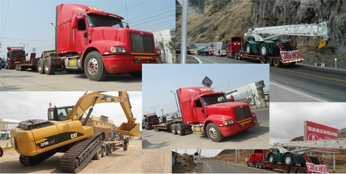 SPECIALISTS IN TRANSPORT DRILLING MAQUIINARIAS