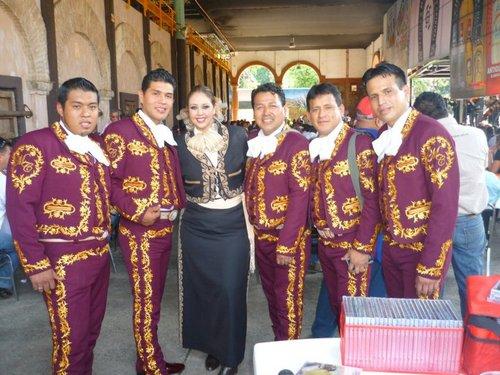Mariachis in San Martin de Porres, Sones de Mexico Mariachi