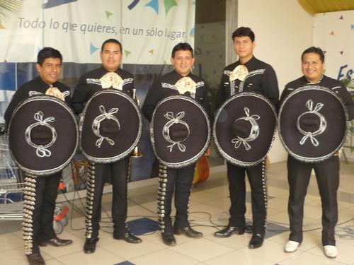 Mariachis in Lima, Peru, Mexico Sones de Mariachi