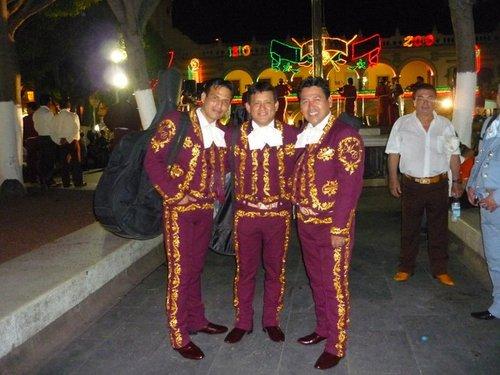 Mariachis in Brena-A1 Sones de Mexico Mariachi