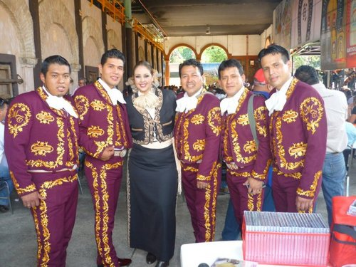Sones de Mexico Mariachi Los Olivos - Lima Peru