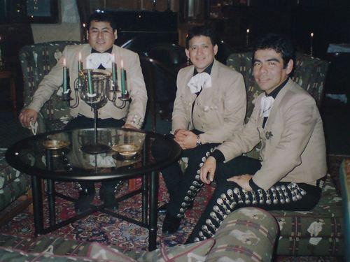 Mariachis Peruvian San Martin de Porres, Sones de Mexico Mariachi