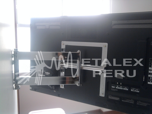 Metalex Peru Rack - Removable Chrome