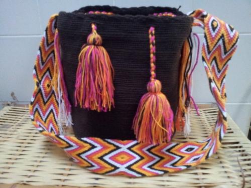 mochilas guajiras...mochilas wayuu indigenas