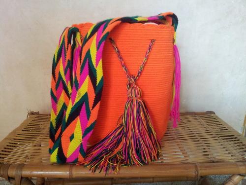 mochilas wayuu al por mayor