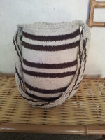 Indian wool bags ham bags .. Arhuaca