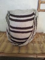 mochilas indígenas de lana de ovejo..mochilas arhuacas