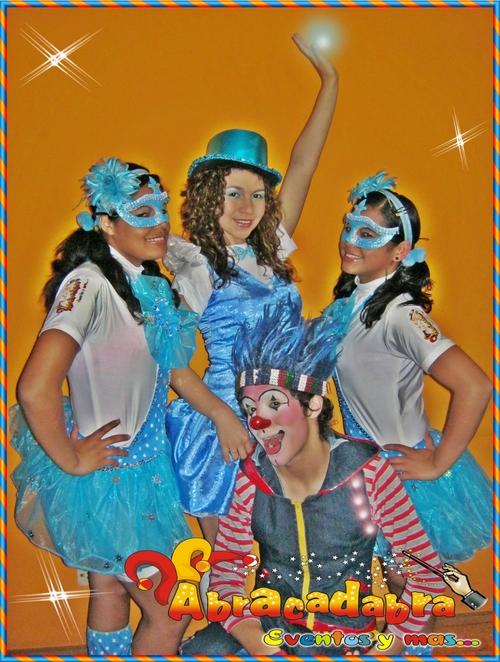 show infantil - Abracadabra Producciones