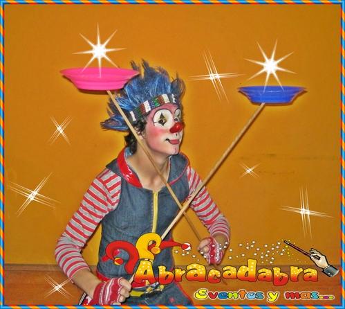 Malabares - Abracadabra Produciones