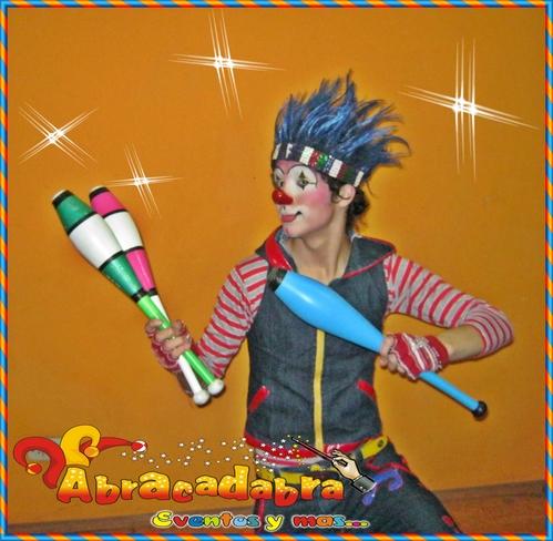 Malabares - Abracadabara Produciones