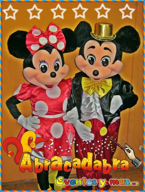 Muñecos - Fiesta - Abracadabra Producciones