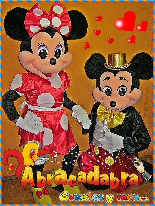 Muñecos - Abracadabra Producciones
