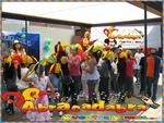 Eventos - Fiestas - Nidos - Colegios - Abracadara Producciones