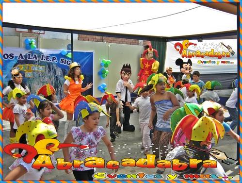 Show Infantil - Colegios - Nidos - Abracadabra Producciones