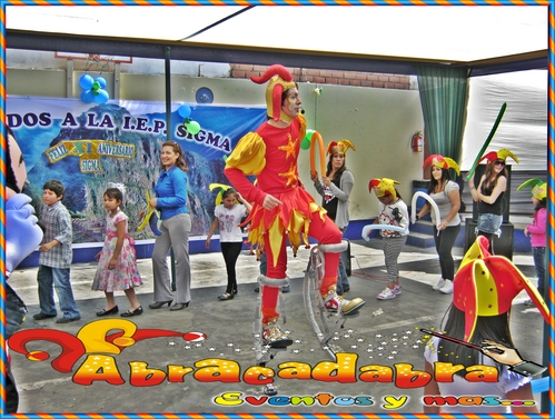 Zanco Canguro - Zanco Rebote - Abracadabra Producciones
