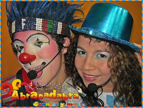 Animadora - Payaso - Show Infantil - Abracadabra Producciones