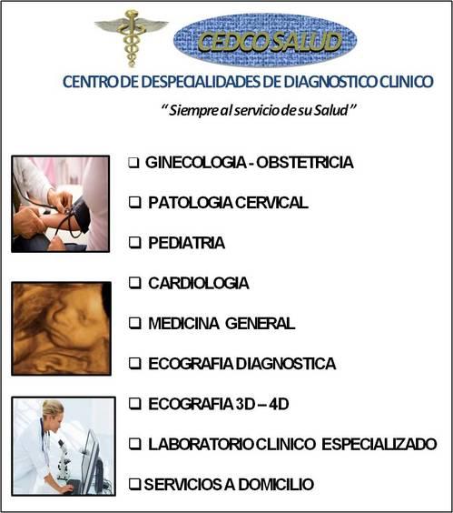 ginecología obstericia laboratorio clínico ecografía 3d y diagnóst