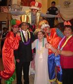 Los reyes de la hora loca en San Isidro