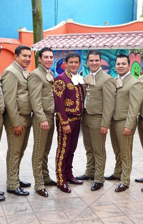 Mariachis en La Molina-Mariachi Sones de México