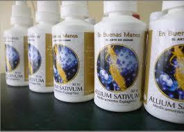 allium sativum ESP
