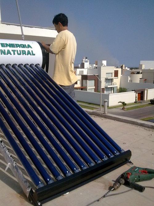 Terma solar en trujillo