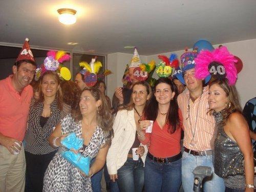 crazy hour birthday and San Luis, Peru