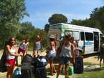 SummerBus en La Pedrera
